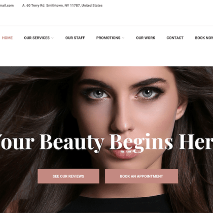 Celestial Hair Gallery Launches A New Website